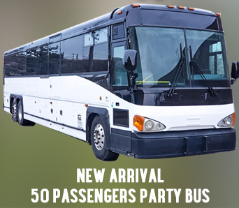 Brampton Party Bus